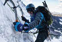 Ice Climbing and alpinisme