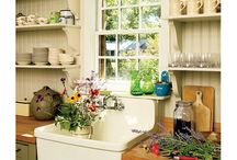 Kitchen Inspiration / Ideas for renovating kitchen. / by Missy Arbour