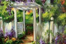 Feel in love. Paintings!!!