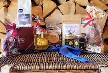 Christmas Hampers / A selection of our Christmas Hampers