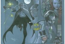 Comics Artist: Travis Charest / Artwork by T. Charest / by James E. Murphy Jr.