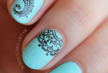 Nail Art / Beautiful and Inspiring Nail art from other nailtechs