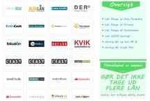 Danske lån udbydere / Lån penge fra Online-lån.dk og få mere pusterum i økonomien. Find det lån, der passer dig bedst, har vi en af ??de mest overskuelige lister over online lån.