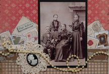 Scrapbook & Papercraft Ideas / by Charmaine Helton