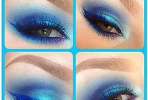 Makeup Inspiration - Dramatic / by Maria Elaine