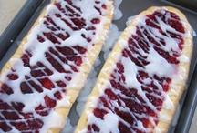 Fruit desserts / Fruit intense sweets