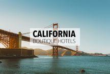 California Boutique Hotels