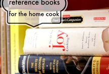 LITERTURE: Food / Books about cooking & food