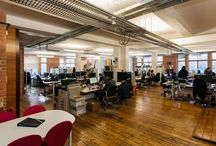 Shared Office Space in London