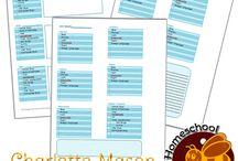 Homeschool - Planning