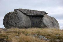 Architetture nella Roccia / Come sarebbe vivere in un sasso..