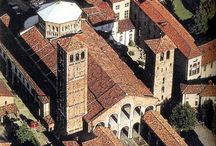 Arch.  History - Romanesque / Romanesque Architecture