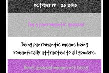 Asexual Awareness Week 2015 / Stuff I made for AAW 2015 or whenever.