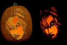 Fun Pumpkin Carvings