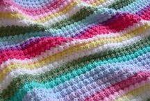 Crochet me a blanket Mama!