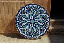 P E R S I A N-P E R F E C T ♥ / Patterns, textures and art, old and new from when it was Persia to now that is Iran.