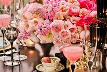 Abbe's Wedding / Pretty Vintage Inspired Casual Wedding