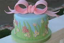 flowe cake