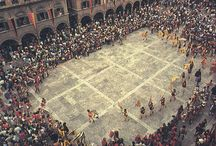 Medieval Piceno / Medieval Events In The Central Italy, Mistery