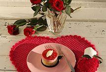 Valentine's / love crochet