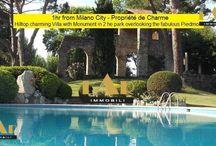 Виллы в Италии