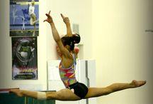 Aerobics training for Jasmyn