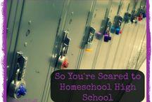 Classroom-Homeschool / by Kimberly Tharp