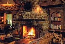 Fireplaces / Our favorite fireplaces from around the country. / by Branson Cedars Resort