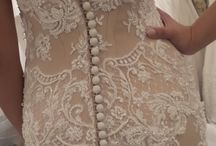 Bride Jessica / Spanish inspired skirt with French beading bodice