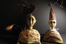 projets sculptures ceramiques / figuratives