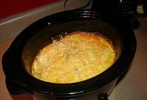 Crock pot meals / by Jen Reed