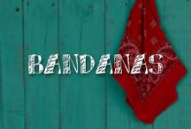 Moore: Bandanas / The times may be changing, but the bandana is forever. The signature paisley design is one of the most iconic and enduring patterns in American culture. More than just a kerchief or headband, a bandanna can be used hundreds of ways, even showing up in home décor, wall art, fashion and craft projects.