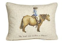 The Equestrian Home / Horse and pony themed items perfect for the equestrian or country home/