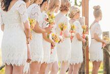 Bridesmaid dress/伴娘服