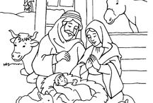 Kids~Coloring Pages / Coloring pages for the children! / by Amanda Clark