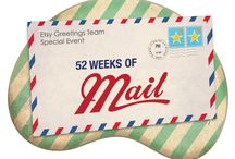 Happy Mail/Pocket Letters / by Kathy Blake