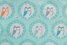 Owl fabrics & notions