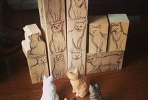 woodcarving paterns