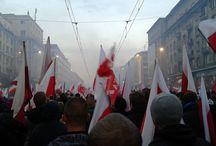 11 listopada / Marsz Niepodległości