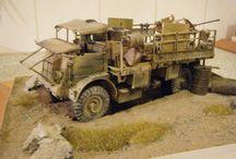 Désert WW II