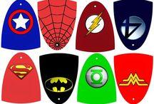 Mantelli di supereroi