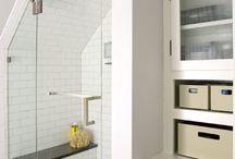 Bathroom ideas/Badrumsideér