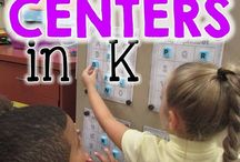 KINDER centers / by Bailee Stich
