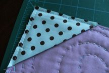 Quilting - Hanging Tabs