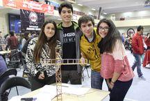 1° Fecha 6° Interescolar de Ingeniería en Estructuras