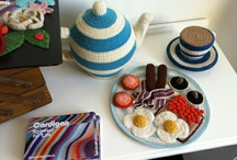amazing knitting and crochet / by marijke goudzwaard