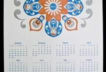 Calendars / by Katherine Cory