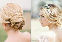 Hair styles for bride