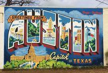 Travel: Austin, TX / The sights and taste of Austin, Texas.  Yeehaw!