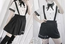 Cute Gothic Style ❤